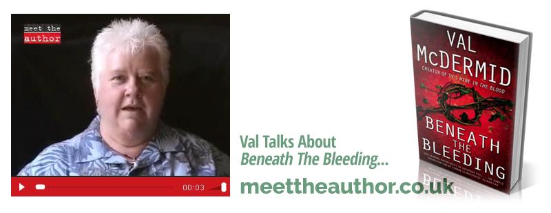 Meet the Author - Beneath the Bleeding