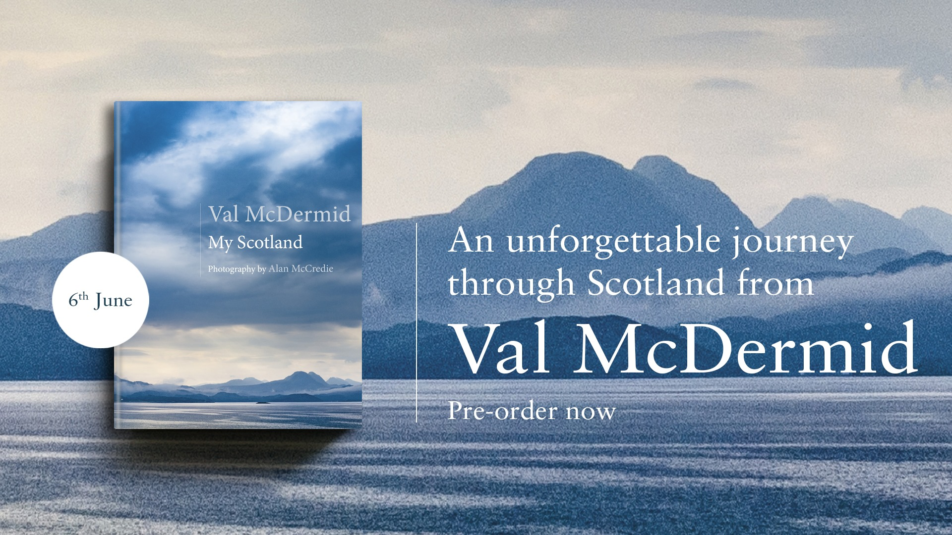 Val McDermid - My Scotland