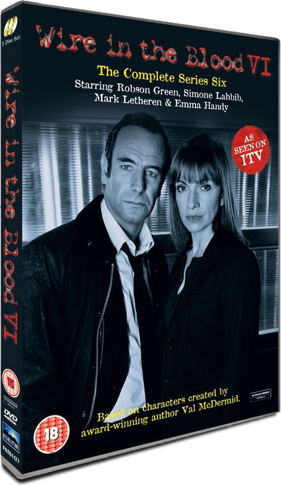 Wire in the Blood – complete series six