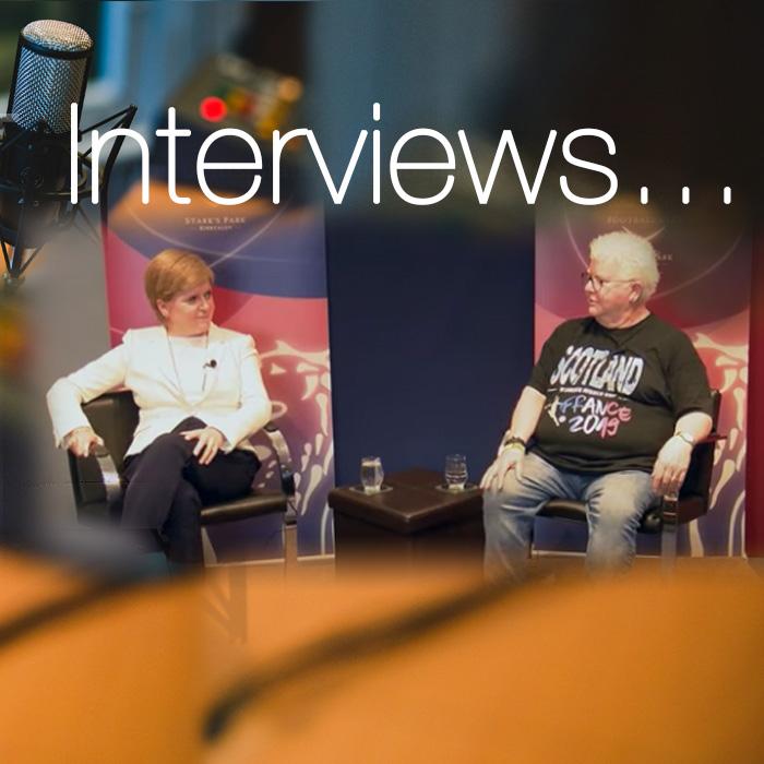 Media Home interviews