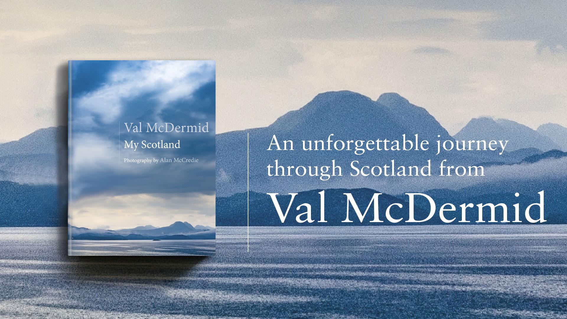 My Scotland Book Jacket