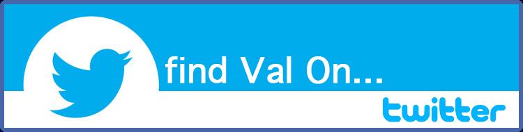 Find Val on Facebook