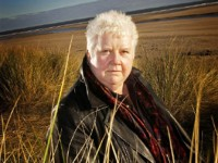 Val Mcdermid by Alan Peebles